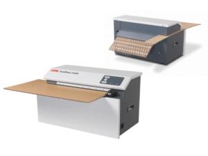 Transformez facilement vos cartons usagés en solution d'emballage grâce à la HSM Profipack C400 !
