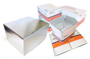 La boîte à bulles : une solution thermique 100% recyclable