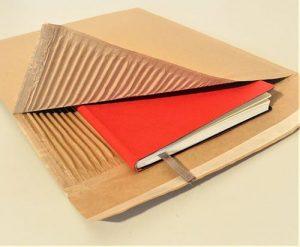 ECO-mail : enveloppe matelassée sans plastique