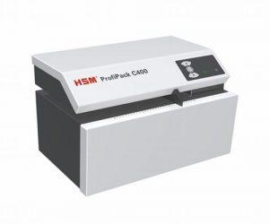 HSM Profipack C400 : créer vos emballages est un jeu d'enfant