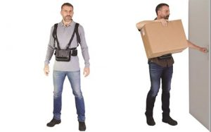 Hintek : le harnais qui réduit les TMS au travail