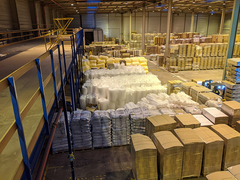 DUPIN Cartons Emballages déménage à Cestas