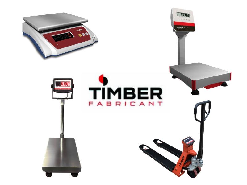Balances-timber