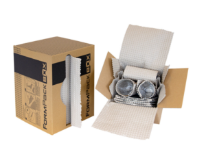 Distributeur de papier gaufré FormPack Box