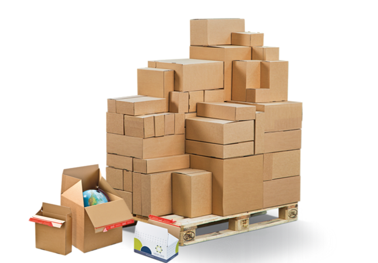 carton à fond automatique Eurobox - Astic Emballage