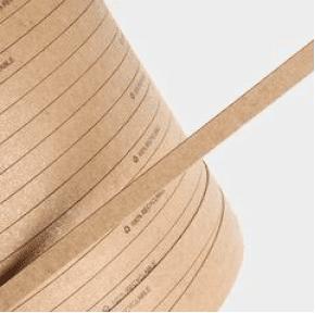 Bobine de feuillard papier